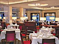 Princess Grill Restaurant Queen Mary 2
