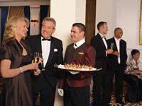 Royal Night Theme Balls Queen Mary 2