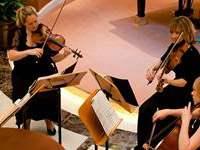 String Quartet Queen Mary 2
