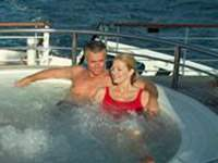 Pools Queen Mary 2
