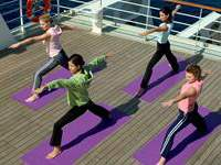 Fitness Classes Queen Mary 2