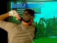 Golf Simulators Queen Mary 2